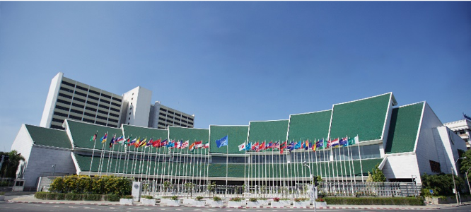 The Asia Pacific Climate Week 2019, took place from the 2nd to 6th of September 2019, in Bangkok, Thailand, with more than 1700 participants from 59+ countries (Source: UNFCCC/Flickr)