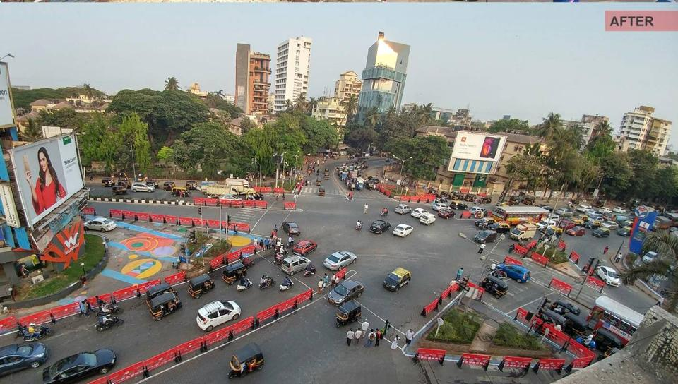 Tactical Urbanism in Mumbai, India