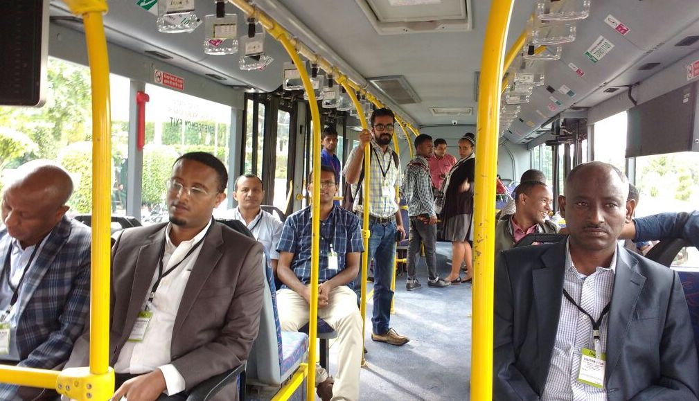 A ride on the iBus, Indore