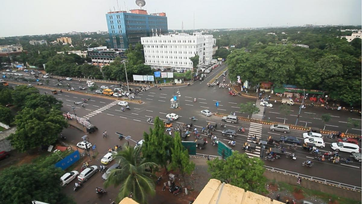 Tactical Urbanism in Bhubaneswar, India