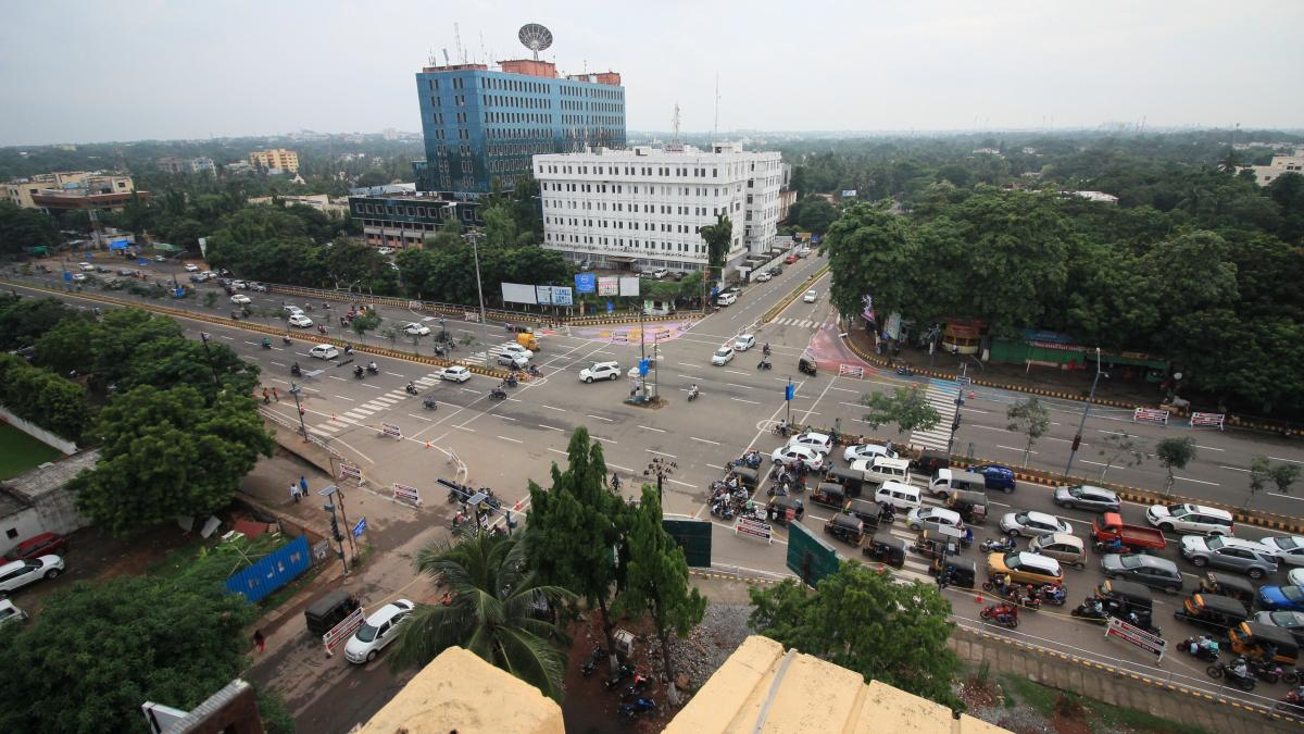 Tactical Urbanism in Bhubaneswar India