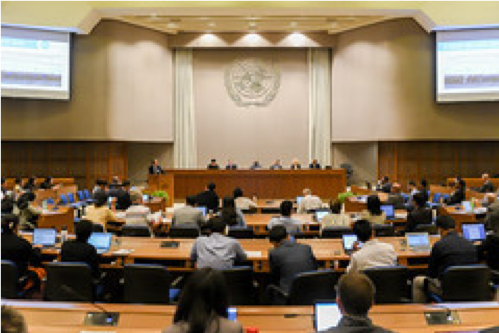 The APCW, is one of the three annual regional climate weeks, conducted in the lead-up to the UN Secretary General Global Climate Action Summit in New York. (Source: UNFCCC/Flickr)