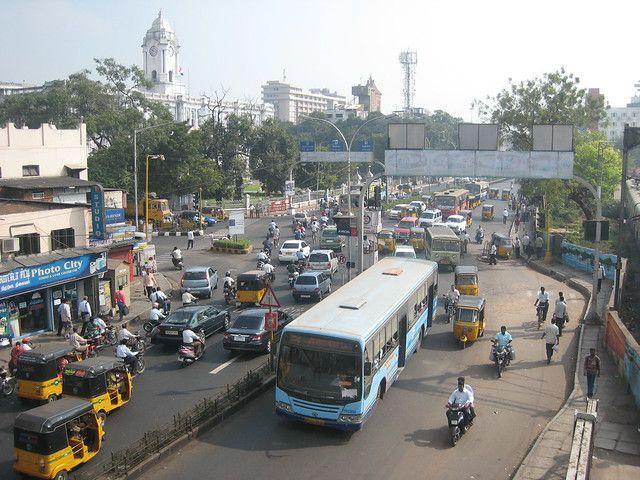 Chennai is one of the largest cities in India. Photo by Design for Health/Flickr