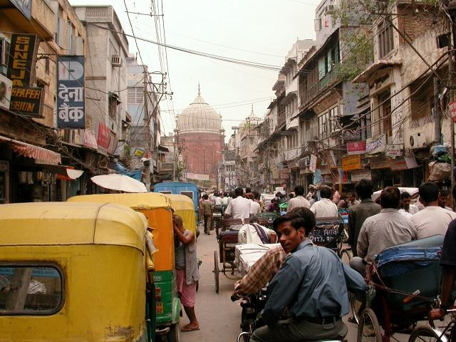 India's streets are notoriously dangerous. However, a new bill being passed through the Indian government offers hope to the country's road safety problems. Photo by Gilbert Laszlo Kallenborn/Flickr