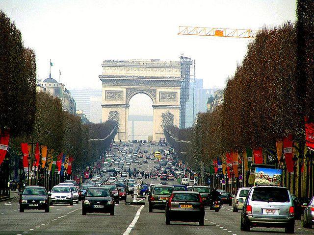 COP 21 in Paris offers a big opportunity to recognize cities as being critical to overcoming the climate change challenge. Photo by Sheldon Wood/Flickr