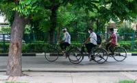 While developing walking and cycling plans, cities need to adapt to their local conditions and demands. Harshit Donter/pixahive